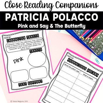 Close Reading Companion: Patricia Polacco
