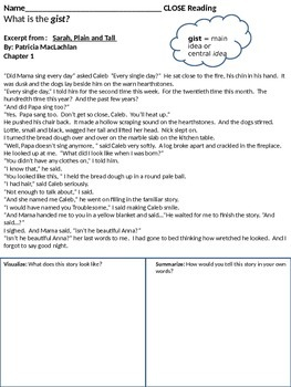 Close Reading - Comparing 2 Texts   (3rd grade)