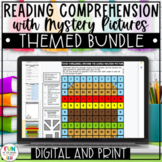Close Reading Comprehension Everyday Themed Bundle with My
