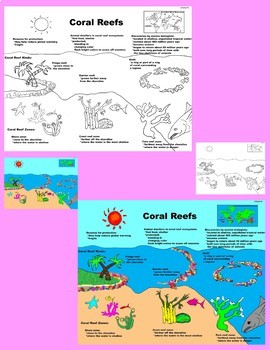 Close Reading: Coral Reefs by Gail Gibbons