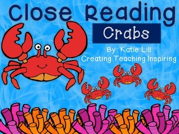 Close Reading -- Crabs