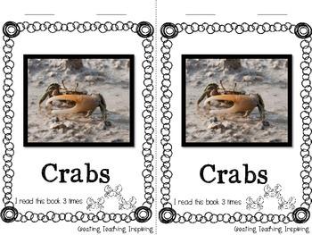 Close Reading -- Crabs