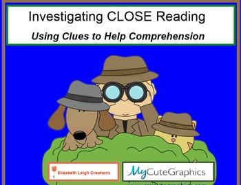 Close Reading Detectives