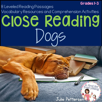Close Reading Dogs