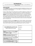 Close Reading - Dust Bowl Diary Entry