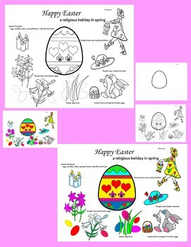 Close Reading: Easter by Gail Gobbons