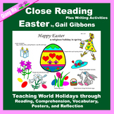 Close Reading: Easter by Gail Gibbons