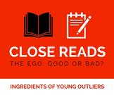 Close Reading: Ego