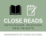 Close Reading: Enthusiasm