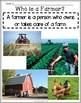 Close Reading: FARMERS