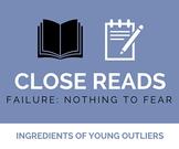Close Reading: Failure