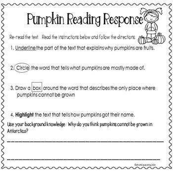 Close Reading Fall