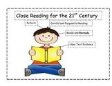 Close Reading Flip Chart