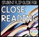 Student Response Close Reading