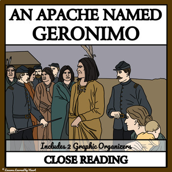 Close Reading - Geronimo