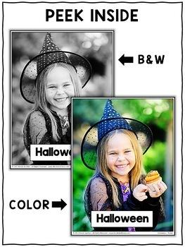 Close Reading Passage - Halloween Activities