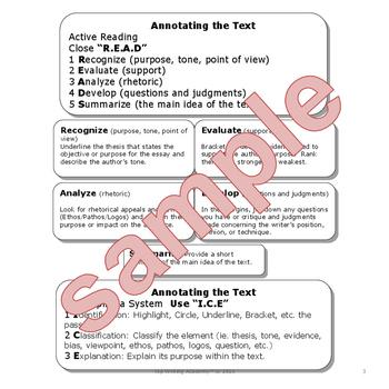 "Close Reading Informational Text ""Great Speeches"" Douglas MacArthur"