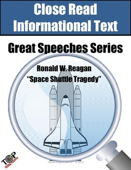 "Close Reading Ronald Reagan Nonfiction ""Great Speeches"""