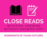 Close Reading: Intuition