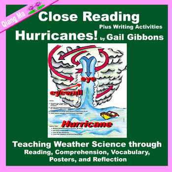 Close Reading: It's Hurricanes!