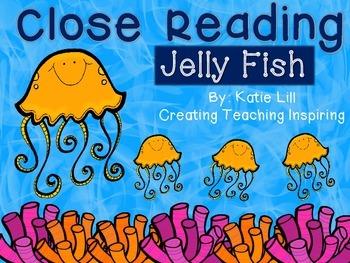 Close Reading -- Jelly Fish