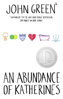 Close Reading John Green's An Abundance of Katherines - Excerpt Included