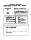 Close Reading LP and Worksheets Level M Mysteries of Easte