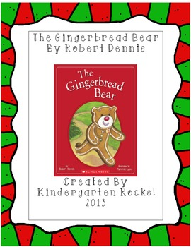 Close Reading Lesson for The Gingerbread Bear
