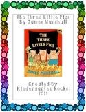 Close Read- The Three Little Pigs