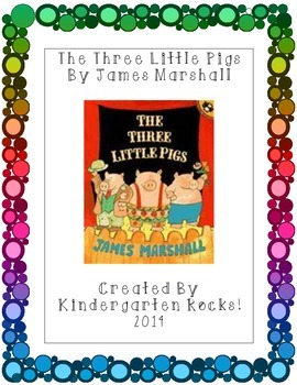 Close Read- The Three Little Pigs