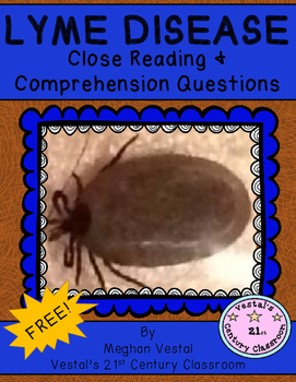 Lyme Disease Close Reading