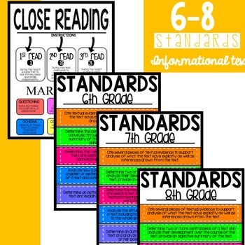 Close Reading - March