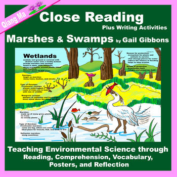 Close Reading: Marshes & Swamps