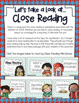 Close Reading: Martin Luther King Jr.