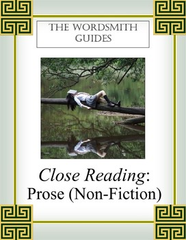 Close Reading (Non-Fiction) Teaching Copy