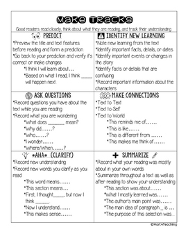 close reading note taking guide by hart4teaching tpt rh teacherspayteachers com reading and note taking guide level a answers reading and note taking guide level a answers physical science