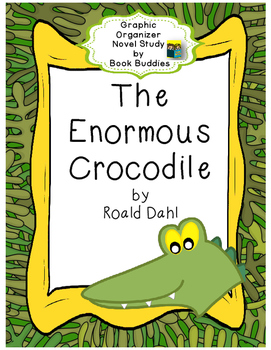 Enormous Crocodile Book