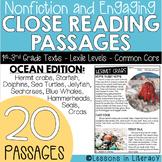 Ocean Close Reading