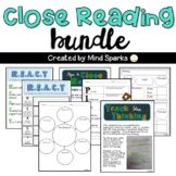 Close Reading Pack