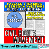 Civil Rights Movement: Reading Passage