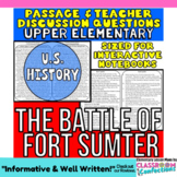 Fort Sumter: Non-Fiction Reading Passage