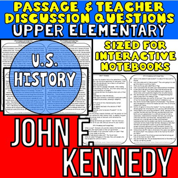 John F. Kennedy (JFK): Reading Passage