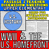 World War 2 - WWII - World War Two Home Front