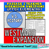 Westward Expansion: Non-Fiction Reading Passage