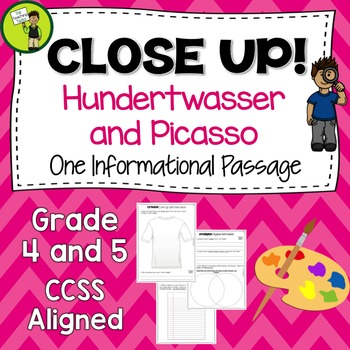 Close Reading Passage with Text Dependent Questions - Hund