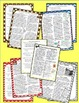 Close Reading Passages - Biography Bundle