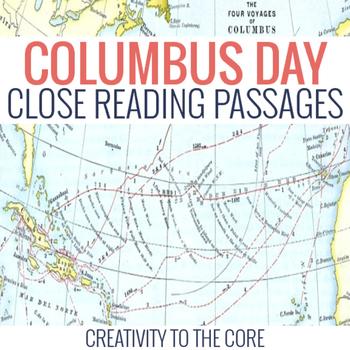 Close Reading: Columbus Day