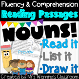 Close Reading Passages (Nouns)!