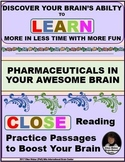 Close Reading Passages - Teens' Emotional, Social, Academic Brainpower