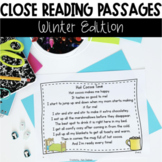 Close Reading Passages: Winter Edition